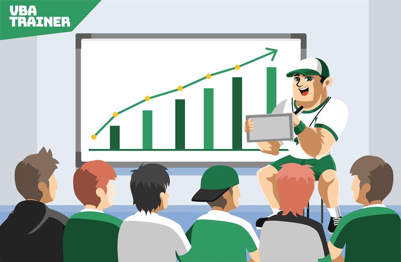 VBATrainer Excel VBA Coaching - Return on Investment