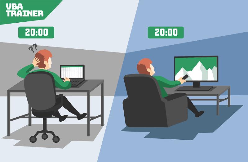 VBATrainer Excel VBA Coaching - Produktivität steigern